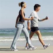 Fazendo exercícios regulares