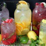 agua-aromatizada