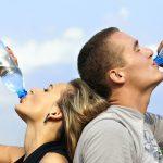 beber mais água