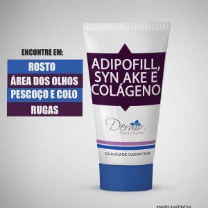 adipofill 5 syn ake 3 colageno 5 remodele e elimine rugas