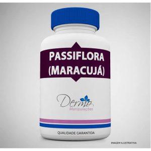 passiflora maracujá tranquilizante natural 30 cápsulas