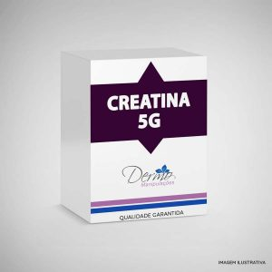 creatina 5g suplemento nutricional 60 saches
