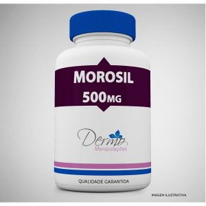 morosil 500mg dieta mediterranea 30 cápsulas